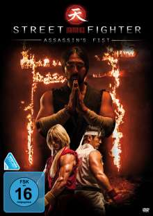 Street Fighter - Assassin's Fist, DVD