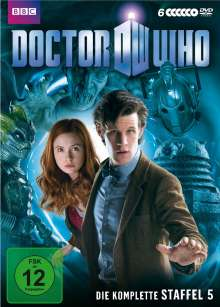 Doctor Who Season 5, 6 DVDs