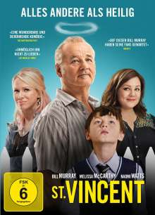 St. Vincent, DVD