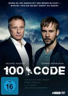100 Code Season 1, 4 DVDs