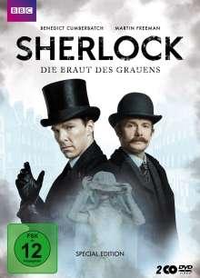 Sherlock: Die Braut des Grauens, 2 DVDs