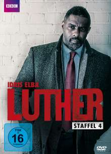 Luther Staffel 4, DVD