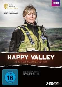 Happy Valley Season 2, 2 DVDs