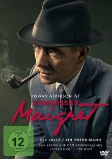 Kommissar Maigret: Eine Falle / Ein toter Mann, DVD