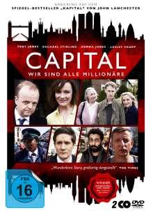 Capital - Wir sind alle Millionäre, 2 DVDs