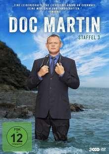 Doc Martin Staffel 3, 3 DVDs