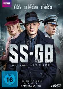SS-GB, 2 DVDs