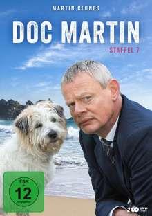Doc Martin Staffel 7, 2 DVDs