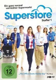 Superstore Staffel 1, 2 DVDs