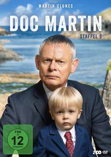 Doc Martin Staffel 9, 2 DVDs