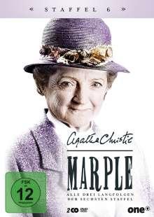 Agatha Christie: Marple Staffel 6 (finale Staffel), 2 DVDs