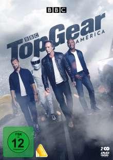 Top Gear America, 2 DVDs