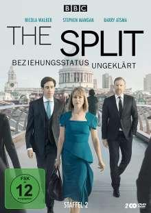 The Split - Beziehungsstatus ungeklärt Staffel 2, 2 DVDs