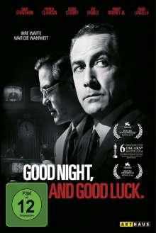 Good Night, and Good Luck., DVD