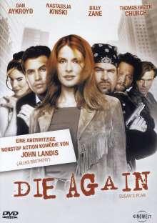 Die Again, DVD