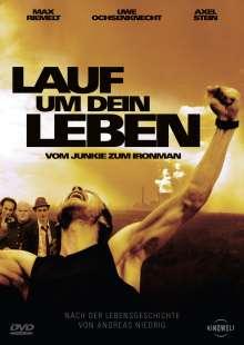 Lauf um dein Leben - Vom Junkie zum Ironman, DVD