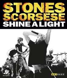 Shine A Light (OmU) (Blu-ray), Blu-ray Disc