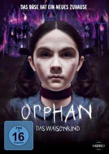 Orphan - Das Waisenkind, DVD