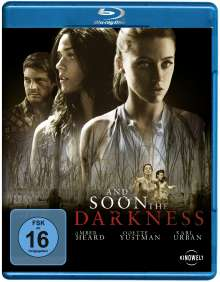 And Soon The Darkness (2010) (Blu-ray), Blu-ray Disc