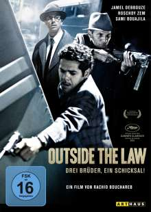Outside The Law, DVD
