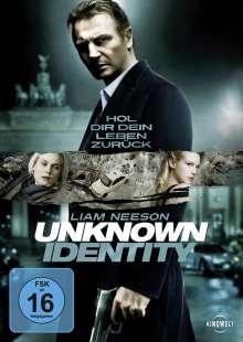Unknown Identity, DVD