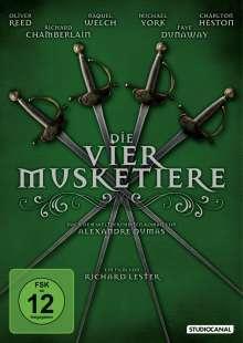 Die vier Musketiere, DVD