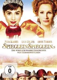 Spieglein Spieglein - Die wahre Geschichte von Schneewittchen, DVD