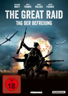 The Great Raid - Tag der Befreiung, DVD