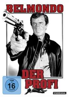 Der Profi, DVD