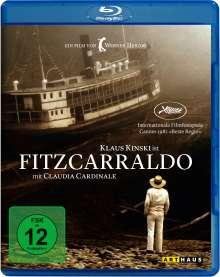 Fitzcarraldo (Blu-ray), Blu-ray Disc