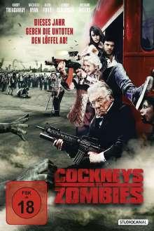 Cockneys vs. Zombies, DVD