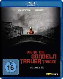 Wenn die Gondeln Trauer tragen (Blu-ray), Blu-ray Disc