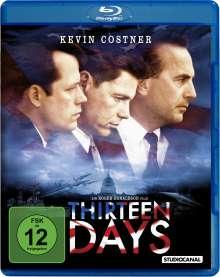 Thirteen Days (Blu-ray), Blu-ray Disc