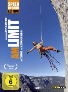 Am Limit - Speed Record Edition, 2 DVDs