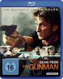 The Gunman (Blu-ray), Blu-ray Disc