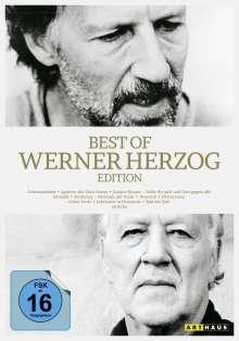 Best of Werner Herzog Edition, 10 DVDs