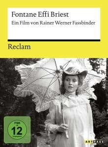 Fontane Effi Briest (1974) (Reclam Edition), DVD