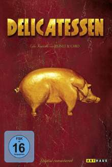Delicatessen, DVD