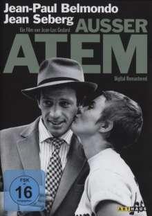 Ausser Atem, DVD