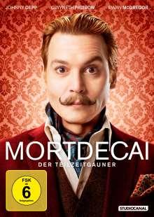 Mortdecai - Der Teilzeitgauner, DVD