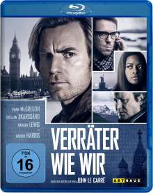 Verräter wie wir (Blu-ray), Blu-ray Disc