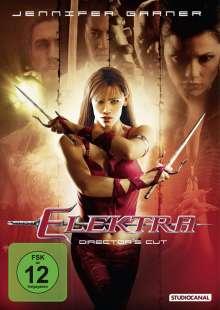 Elektra (Director's Cut), DVD