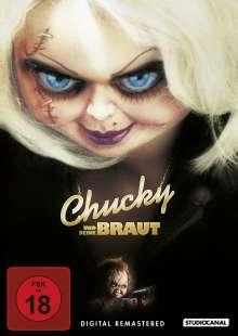 Chucky und seine Braut, DVD