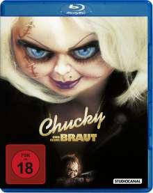 Chucky und seine Braut (Blu-ray), Blu-ray Disc
