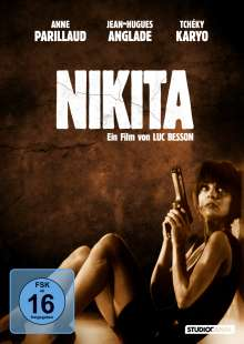 Nikita, DVD