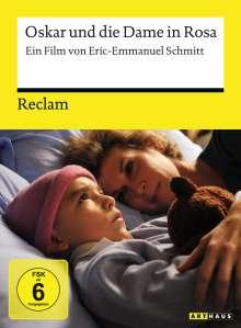 Oskar und die Dame in Rosa (Reclam Edition), DVD