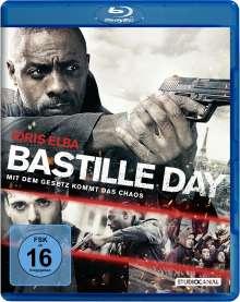 Bastille Day (Blu-ray), Blu-ray Disc