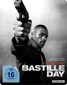 Bastille Day (Blu-ray im Steelbook), Blu-ray Disc
