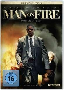 Man on Fire - Mann unter Feuer, DVD