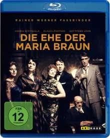Die Ehe der Maria Braun (Blu-ray), Blu-ray Disc